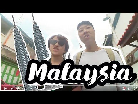 Travel VLOG: Backpacker  Malaysia (kuala lumpur & Melaka), KLIA Ekspres review, simms boutique hotel