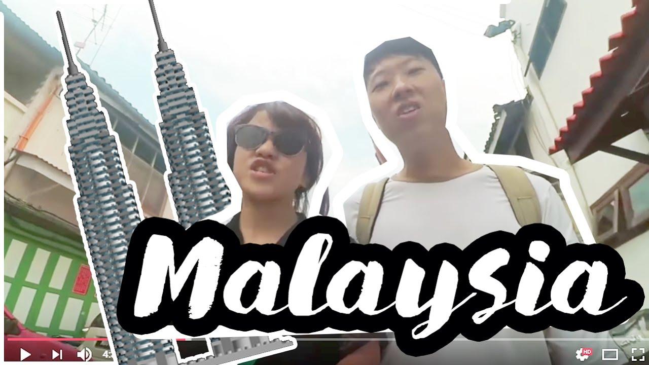 Travel VLOG: Backpacker Malaysia (kuala lumpur & Melaka), KLIA ... on