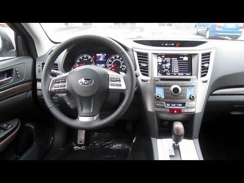 2013 Subaru Outback 25i Limited Review Engine Youtube