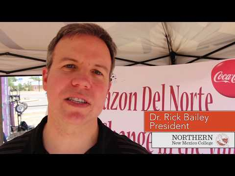 Dr.  Rick Bailey & Northern New Mexico College Support Upcoming Film