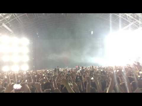 Eric Prydz opening at EPIC 5.0 in the Steelyard, Victoria Park, London.