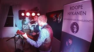 Duo Roope Nykänen & Jarno Hopponen - Oi mikä ihana ilta (J.Karjalainen)