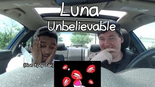"Luna - Free Somebody MV Reaction (Non-Kpop Fan) ""Unbelievable"""