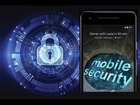 Smartphones and Cybersecurity How to Avoid security issues to Keep your Mobile devices safer