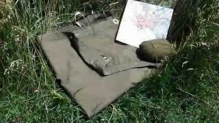 Плащ-палатка (СССР). Обзор - Видео от Александр Згурский