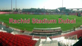 Al Ahli's Rashid Stadium Dubai
