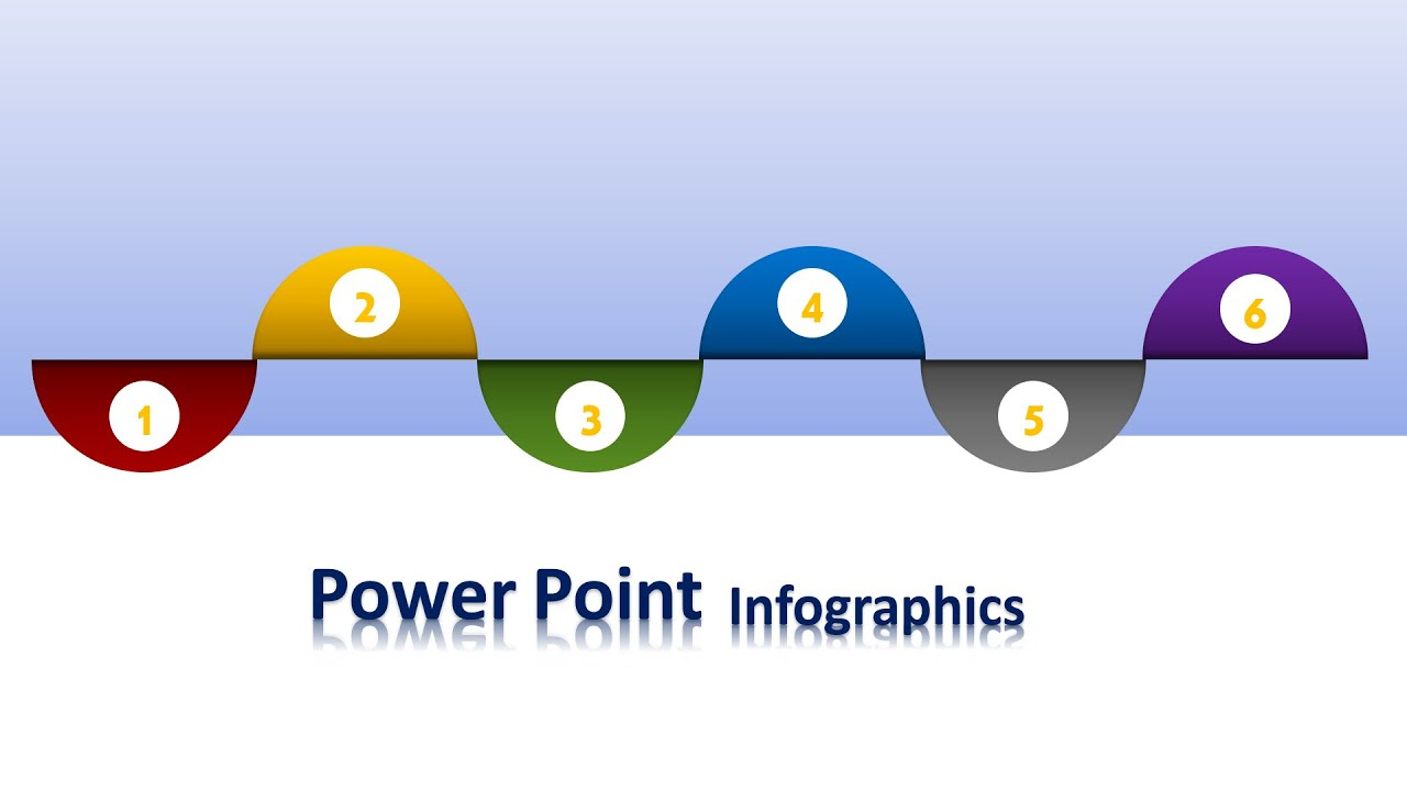 PowerPoint - Learn Complicated Info-graphics easy!!