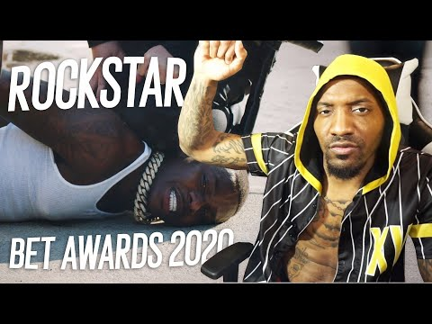 POWERFUL! | DaBaby – ROCKSTAR (Live From The BET Awards/2020) ft. Roddy Ricch (REACTION!!!)