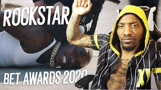 POWERFUL! | DaBaby - ROCKSTAR (Live From The BET Awards/2020) ft. Roddy Ricch (REACTION!!!)