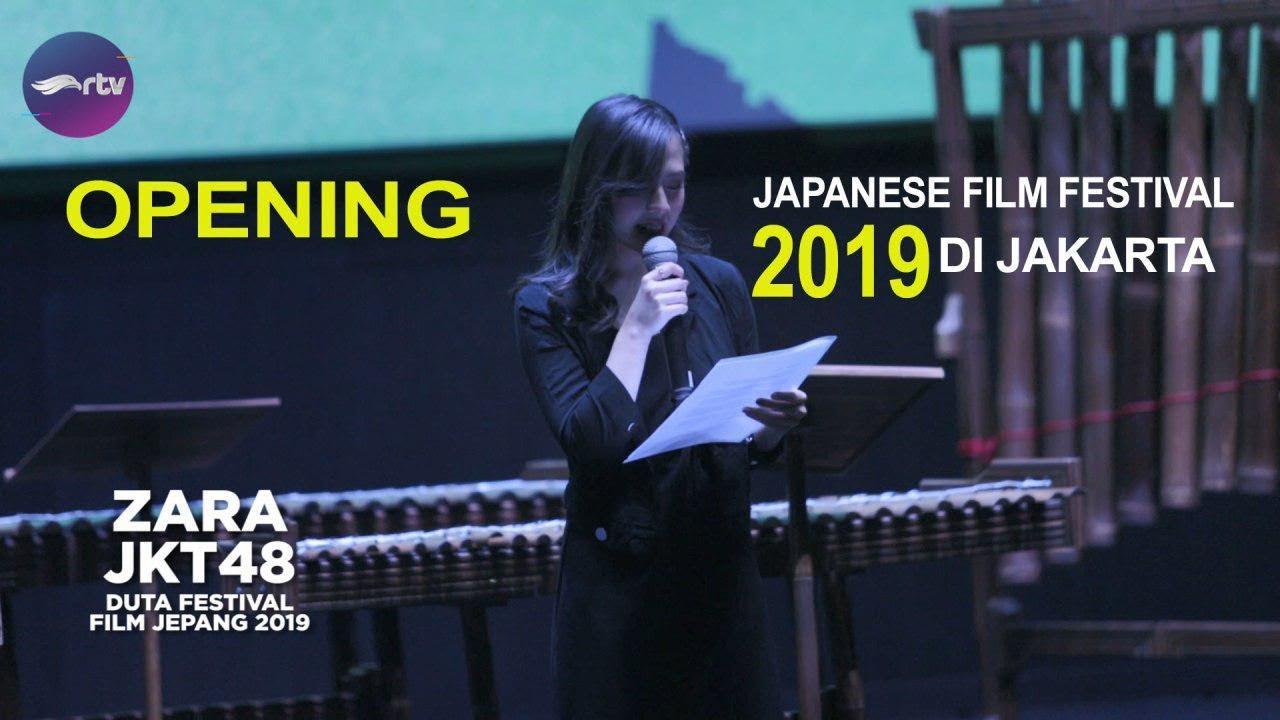 Zara JKT48 Ada Di Opening Japanese Festival 2019