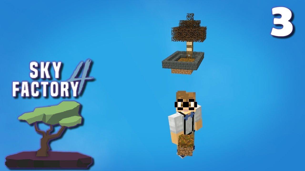 Community Server and Sapling Supermarket! | SkyFactory 4 | 3