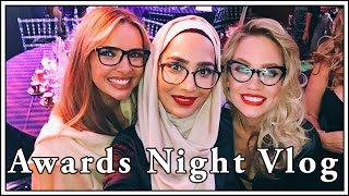 AWARDS NIGHT VLOG | SPECSAVERS #LOVEGLASSES CAMPAIGN | COLLAB W/ SPECSAVERS | Amena