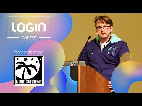 LOGIN Game Fest 2017 | Bringing people together over the games they love [EN]