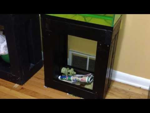 DIY Stand for a 10 gallon tank
