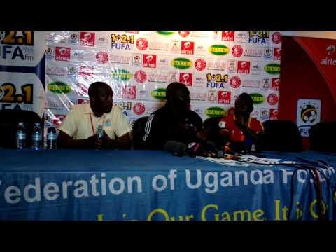 UGANDA 1-0 EGYPT POST MATCH PRESSER ch BASENA