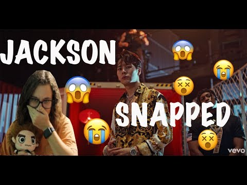 JACKSON WANG FEAT. GUCCI MANE - DIFFERENT GAME MV REACTION | JACKSON SNAPPED