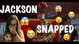JACKSON WANG FEAT. GUCCI MANE - DIFFERENT GAME MV REACTION | JACKSON SNAPPED Video