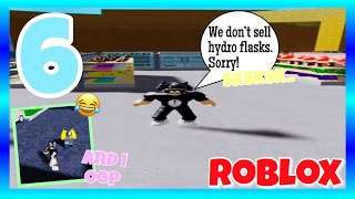 HYDRO FLASKS ARE OUT OF STOCK!! || Retail Tycoon - Part 6 (Roblox)
