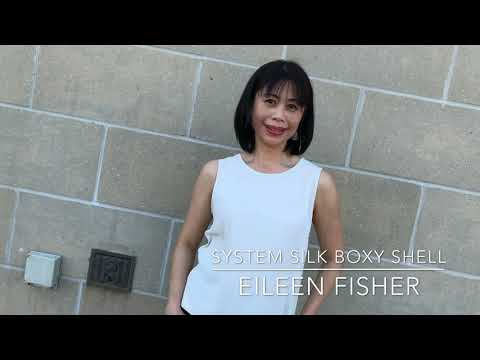 Shepherd's Wardrobe Wednesday - Eileen Fisher System ON SALE (August 27, 2019)