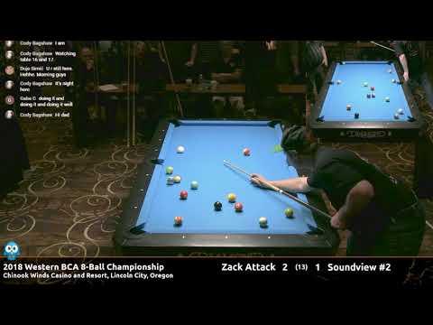Zack Attack vs Soundview 2 - Platinum Mixed Teams