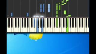 Emily Ford   What Do You Want To Make Those Eyes At Me For [Piano tutorial by Synthesia]