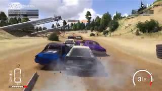 Wreckfest (Next Car Game) - January 2018 update RACE 1