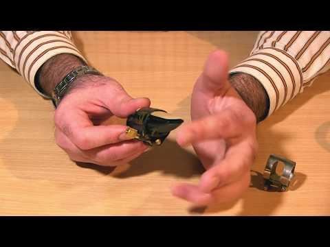 Как правильно собрать мундштук для саксофона