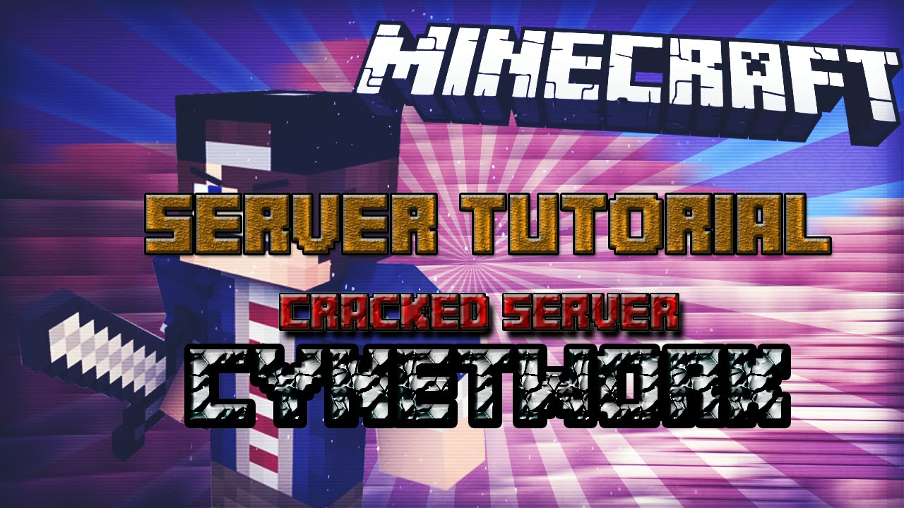 Minecraft Server - How to make your server Cracked! - YouTube