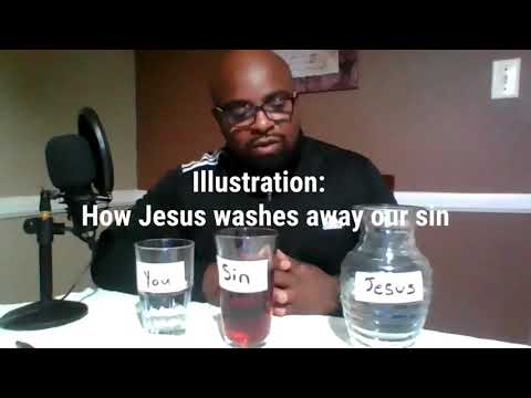 Illustration: Jesus, Sin, and You.