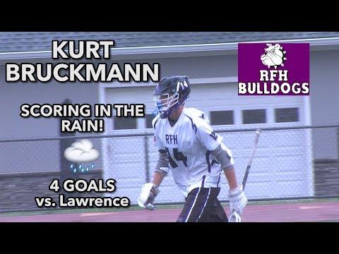 Rumson-Fair Haven 18 Lawrence 2 | South Jersey Group 2 1st Round | Kurt Bruckman 4 goals
