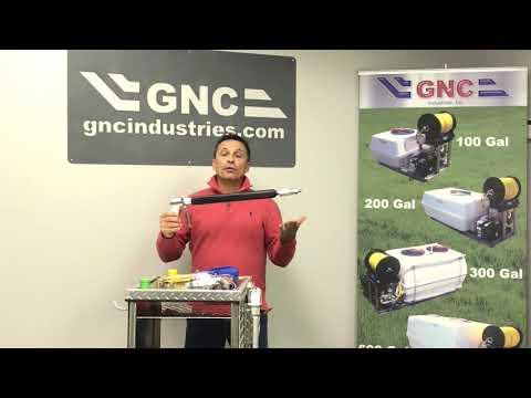 GNC Industries, Inc.  Spray Guns