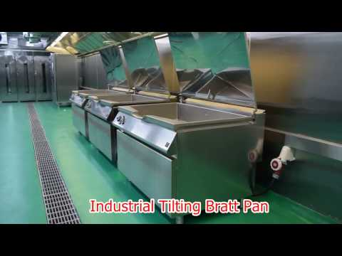 Industrial Cooking Machines   Advanced Kitchen
