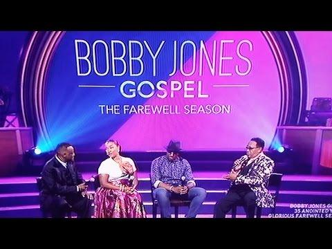 Bobby Jones Gospel Review - Isaac Carree, Anita Wilson, Norman Hutchins