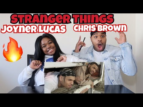 Joyner Lucas & Chris Brown - Stranger Things🔥🔥| REACTION!!!!