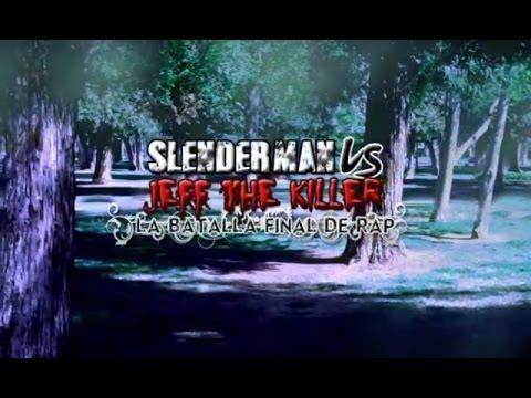 (instrumental) Slenderman VS Jeff the Killer La Batalla Final de Rap (Especial Halloween) _ Keyblade