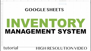 15/10/2019· the last template is another from template.net, more focused on combined services and products inventory tracking for services engagements. Google Sheets Inventory Management System Template Youtube