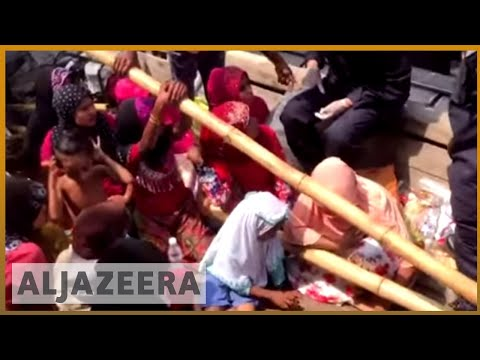 🇲🇾 Boat carrying Rohingya refugees reaches Malaysia | Al Jazeera English