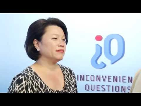 Post-debateIQ interview with Dr Gillian Koh (The Big Issues)