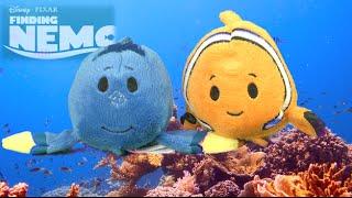 Itty Bittys Nemo & Dory From Hallmark