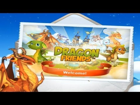Dragon Friends Gameplay Trailer [HD]