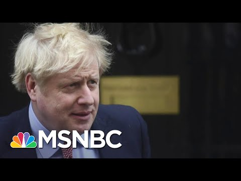 Who's Running UK After PM Boris Johnson Hospitalized With Coronavirus? | The 11th Hour | MSNBC