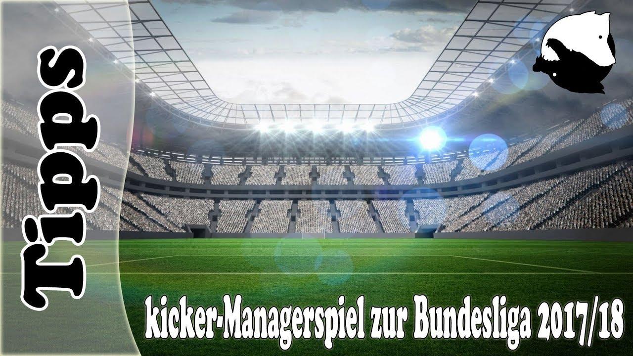 Tipps Kicker Managerspiel