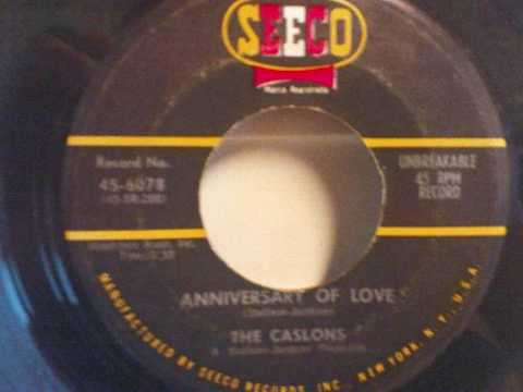The Caslons - Anniversary Of Love - The Quiet One