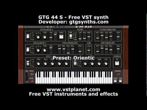 Free VST instruments / synthesizer software - VST Plugins - Page 10