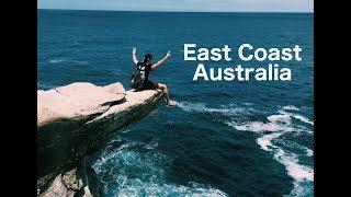 Australia 2017 - Backpacking East Coast & Farmwork | GoPro