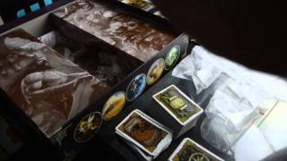 ASMR unboxing: Talisman: The Cataclysm