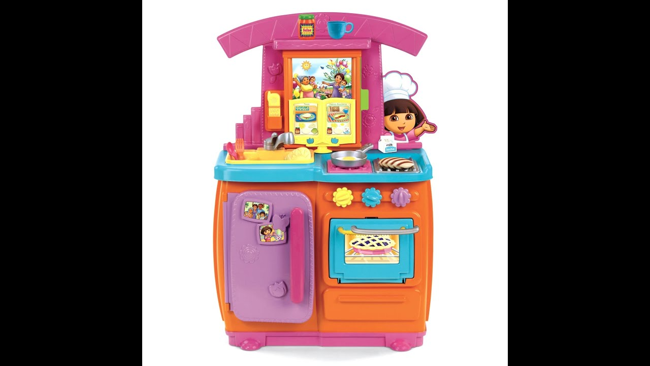 Kitchen Toys For Kids, Cartoon For Children