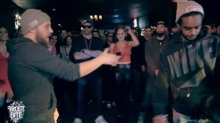 KOTD - Rap Battle - Danny Epic vs Words | #GZ