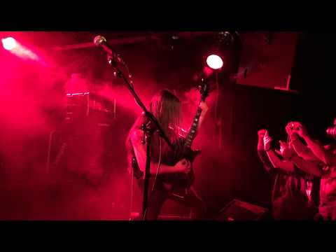 Inquisition - Command of the Dark Crown ( Live 2012 )