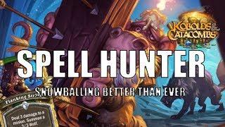 Spell Hunter   The new Midrange Hunter   Kobolds and Catacombs